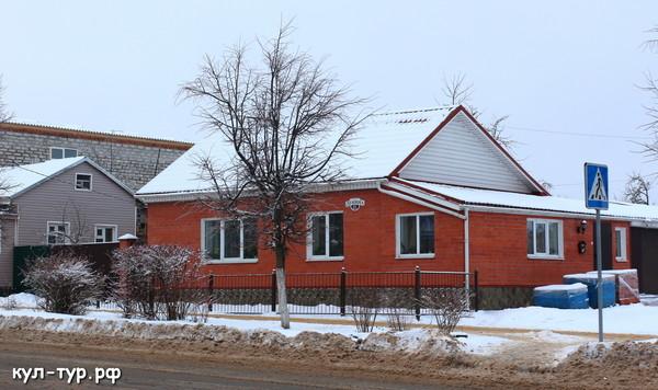 деревенское жильё