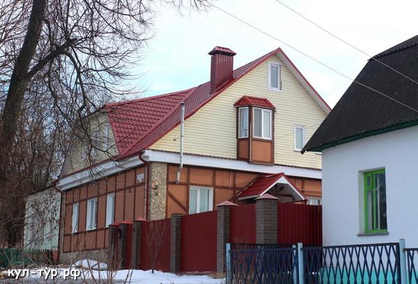 дома на рублёвке