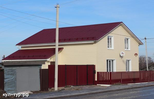 новый дом стройка