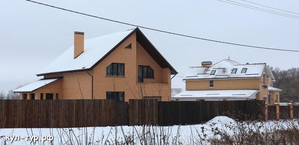 купить загородный дом в подмосковье москва обл