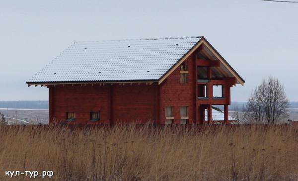 дом из бруса проект