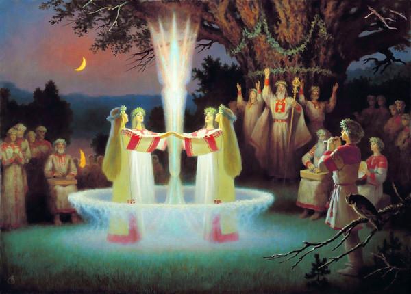 Смысловое значение Славянских Сказок