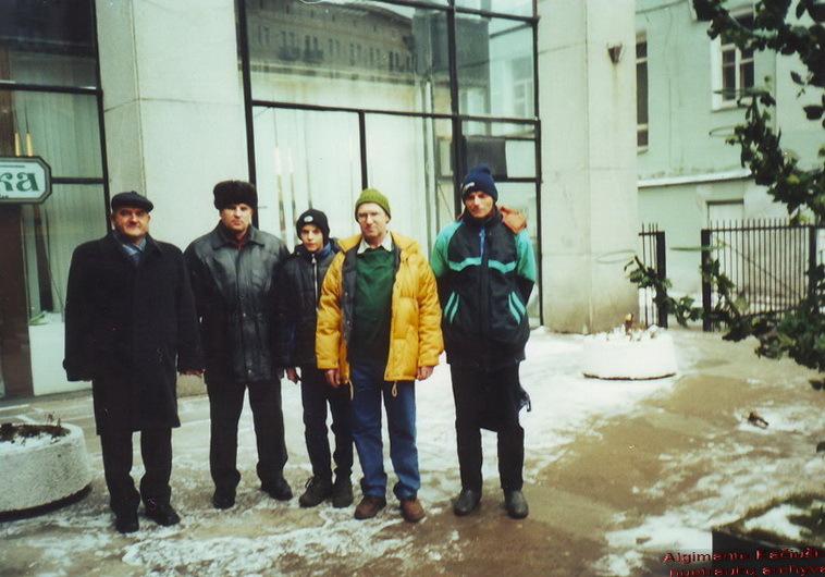 """Фотоархивы Альгимантаса Качюшки-1 """"Шашечные композиторы"""" H-277"""