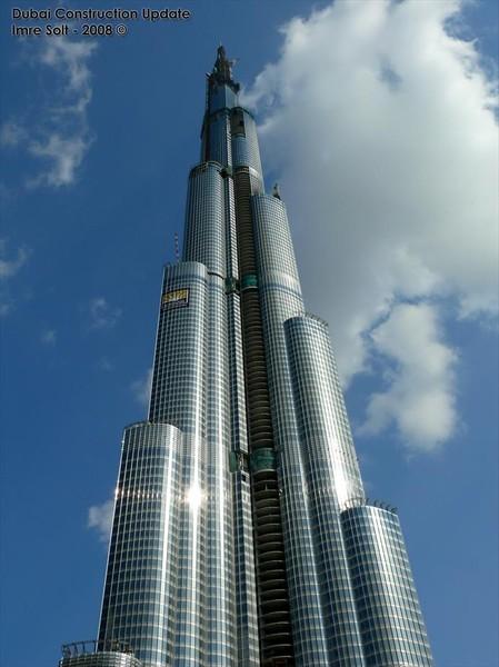 Фото с самого высокого дома в мире