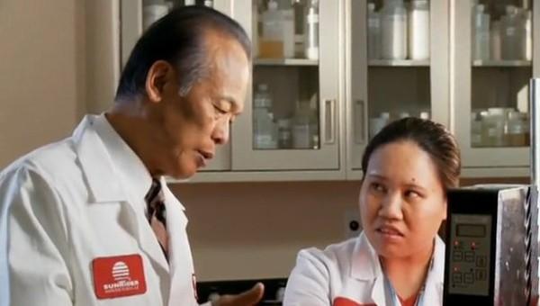 Доктор Чен (Санрайдер) - эксперт в области травоведения и китайской медицины