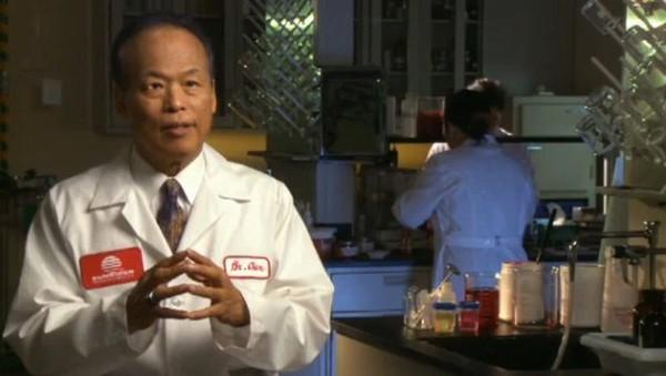 Доктор Чен (Санрайдер) - всемирно признанный эксперт в области травоведения и фармакологии