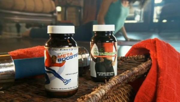 Метабустер и Меташейпер - последние разработки Санрайдер для похудения