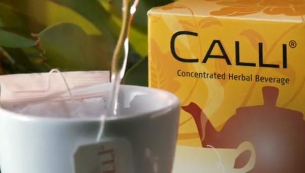 Популярный во всем мире чай Калли Санрайдер