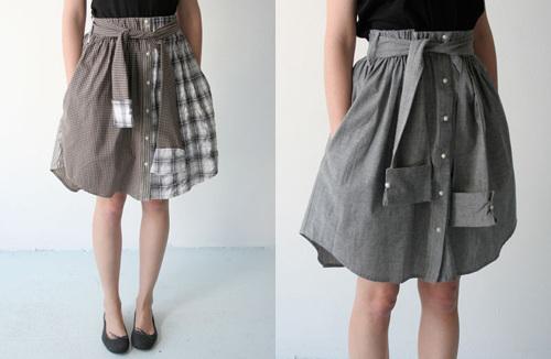 Сшить стильную юбку