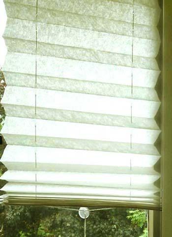 Временные шторы на окна своими руками 88