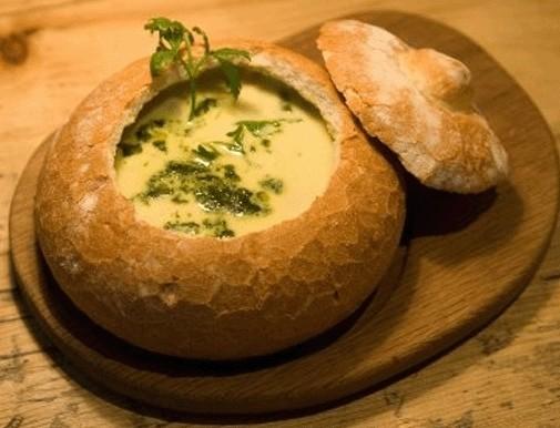 Блюда из хлеба рецепты