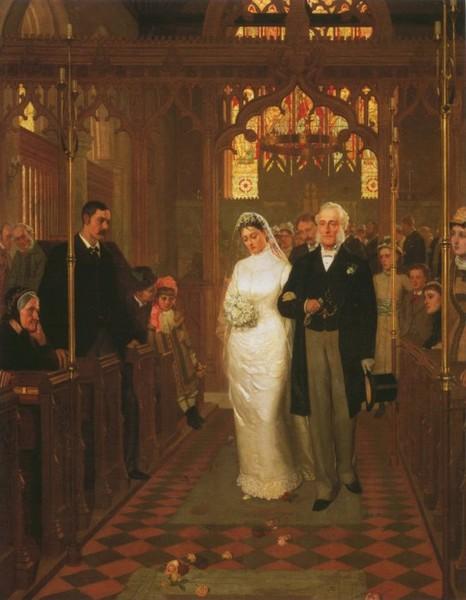 карета там пышная свадьба была