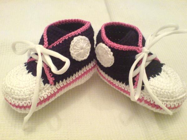 Вязание для детей. Носки, пинетки