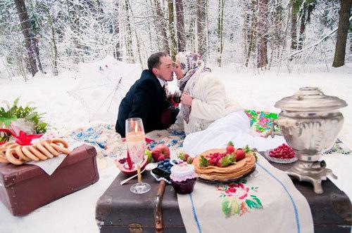 Сценарий второго дня свадьбы с блинами