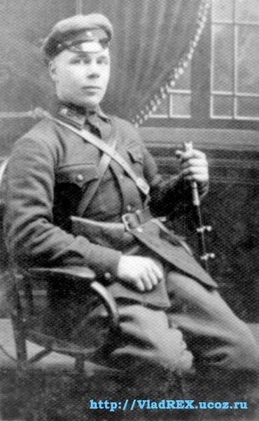 Давыдов Михаил Иванович, партизан-подрывник в партизанском отряде на Кубани