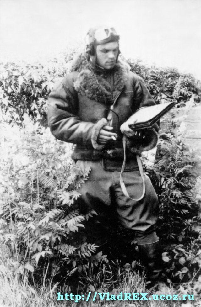 Яковлев Михаил Яковлевич, летчик штурмовик ИЛ-2