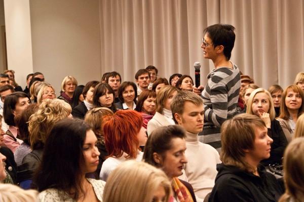 Обсуждения - Семинары, мастер-классы известных людей в Санкт-Петербурге - Группы Мой Мир