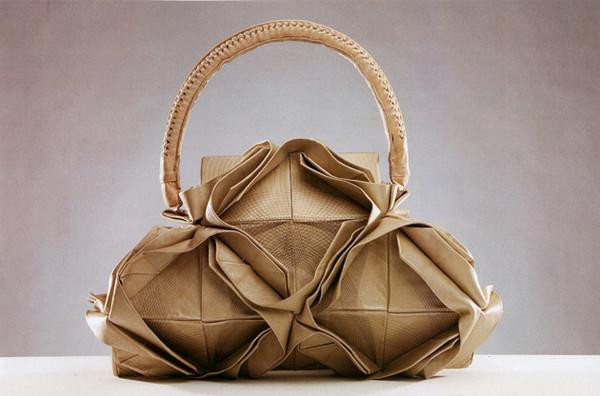 сумка оригами - Самое интересное в блогах.  Как сделать оригами-сумочку...