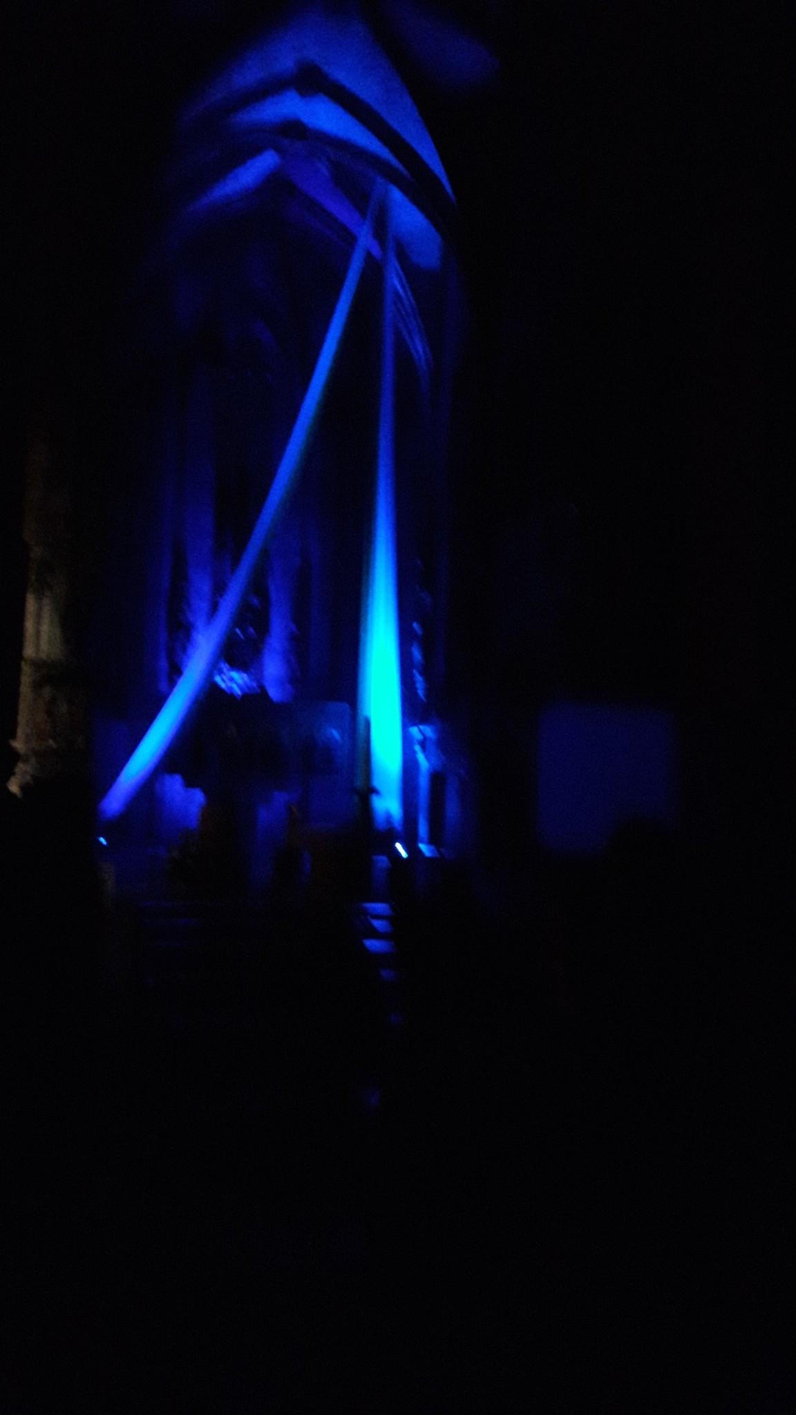Die Blaue Nacht / Нюрнберг, 6. Maя 2017
