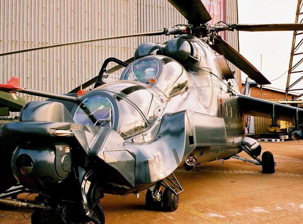 Тюнинг вертолётов