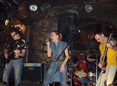 Группа Последний Приют (Нижний Новгород. Фото В. Пономарева