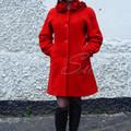 Красное пальто Автор:Алексеева Елена - 07.06.2012 Пальто...