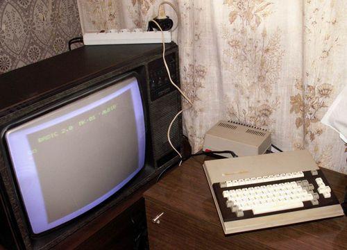 Телевизор Рекорд Ц-275.