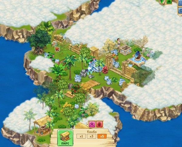 Остров сияющего лотоса таонга