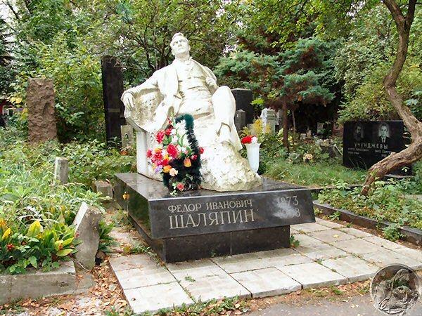 Надгробие шаляпина Мемориальный комплекс с барельефом в человеческий рост Цветной бульвар