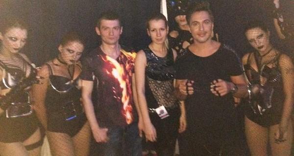 Венцеслав Венгржановский и Катя Король на Big Love Show