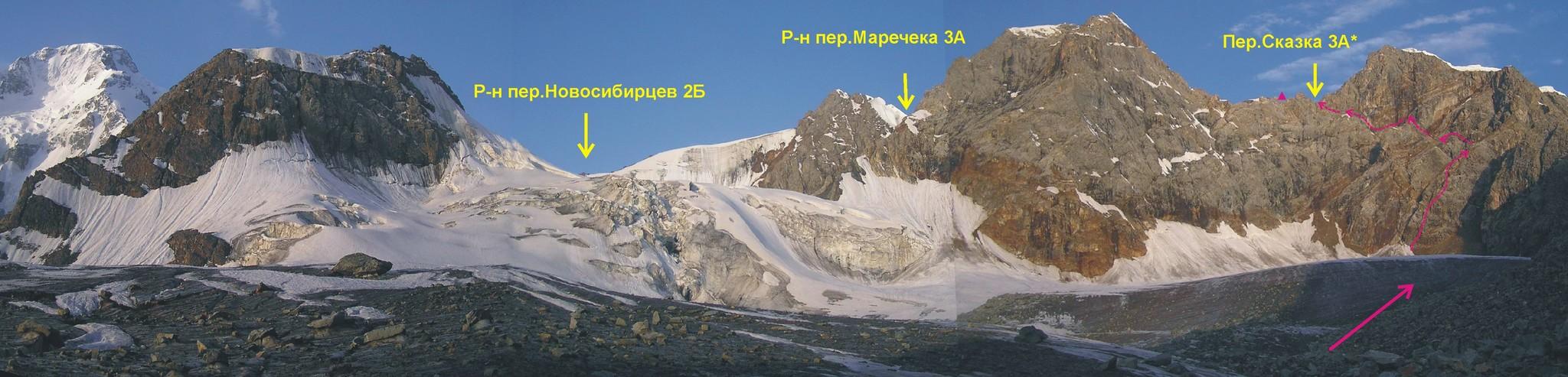 Отчет о горном походе 6 к.с по Ц.Тянь-Шаню (лето 2006год).Часть2.