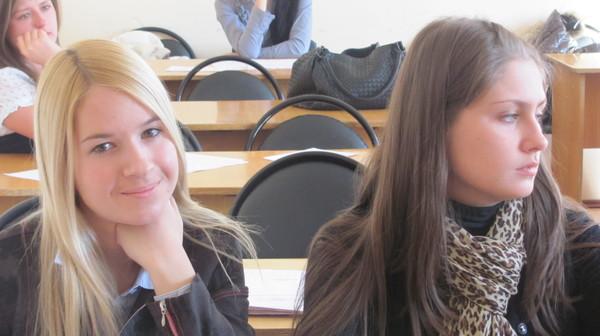 Госэкзамены на cоциологическом факультете РГГУ. Фотоотчет на блоге Гульшат Уразалиевой