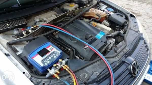 Автомобильные кондиционеры: заправка, ремонт, диагностика