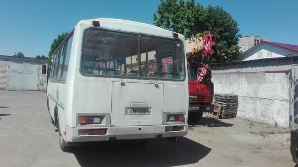 Автобус ПАЗ 3205