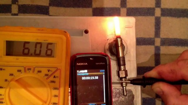 высверливание свечей накала в минске