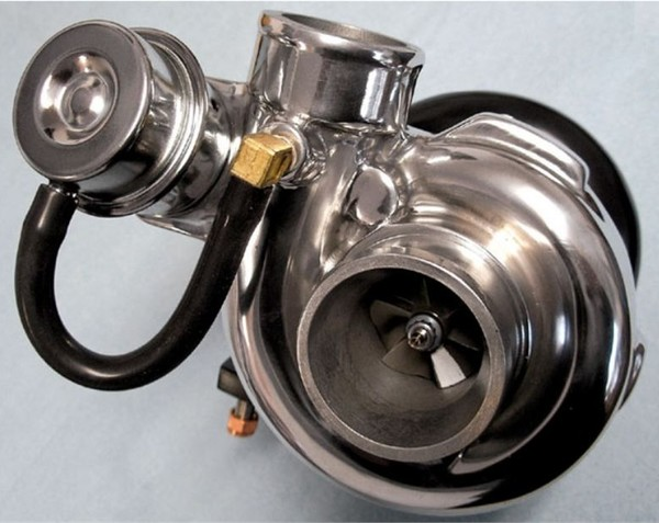 турбина, турбокомпрессор