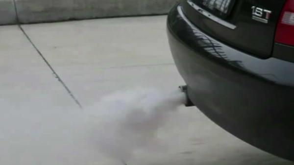 масляный дым