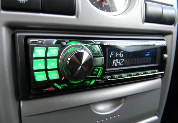 аудиосистема авто