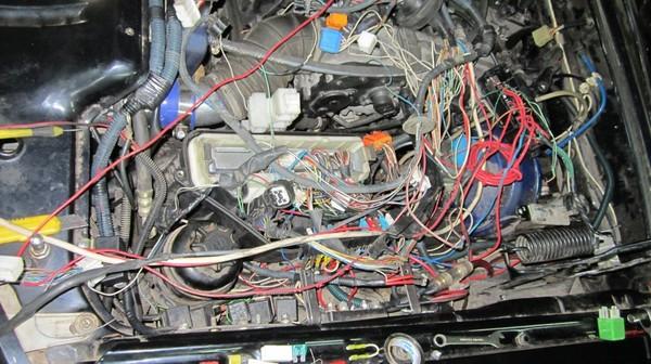 Ремонт электрооборудования автомобиля