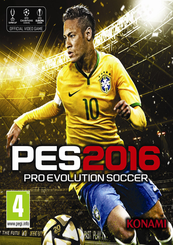 Pro Evolution Soccer (PES) (2016) [RELOADED]