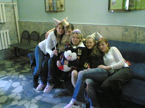 МВ и наши девчОнки)