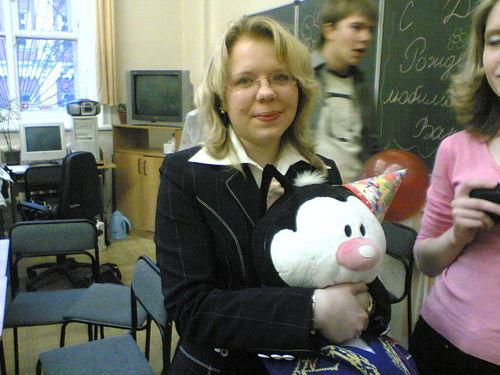 Мария Вареньевна))