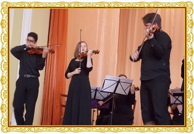 Травневі музичні зустрічі.(Концертный зал Александрийской музыкальной школы).