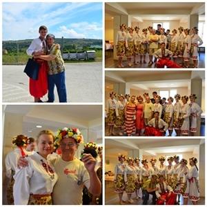 ІІІ Міжнародний молодіжний фестиваль хорової музики ім. Гаврііла Музическу (м. Ясси, Румунія)