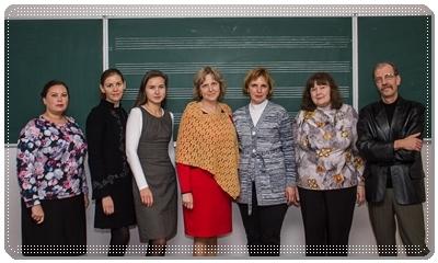 Майстер-клас з аналізу музичних творів та поліфонії.