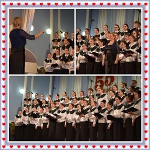Ювілейний концерт жіночого хору «Оріана».