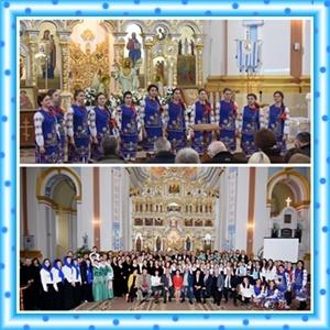 XII Міжнародний молодіжний фестиваль духовного співу «Кременецькі хорові вечори «AVE MARIA» (м. Кременець)
