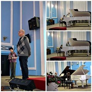 Концерт фортепианной музыки. Борис Блох (США-УКРАИНА).