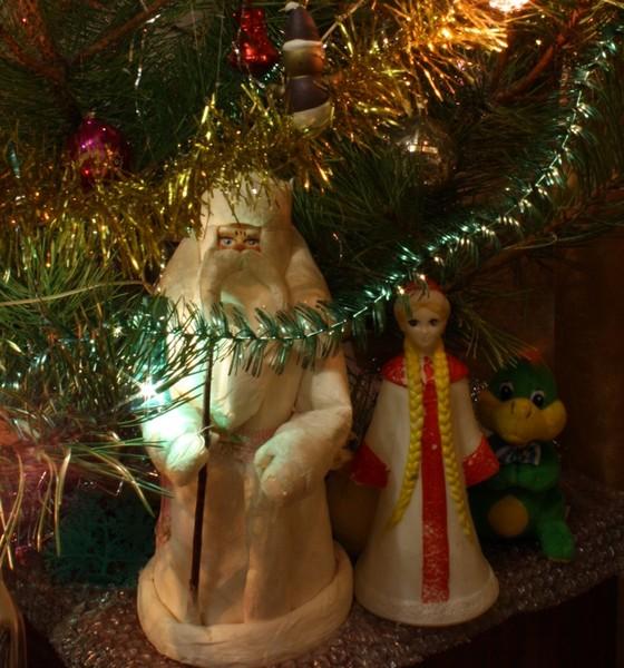 Френд-лента: Ольга Меркулова. Существует ли Дед Мороз?
