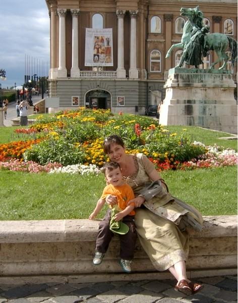 Будапешт-08. Дворцовый парк
